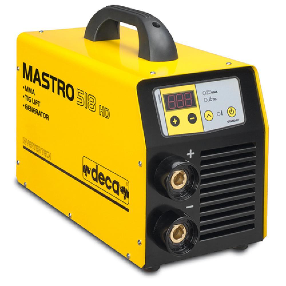 Промышленный аппарат инверторного типаDecaMASTRO 518 HD