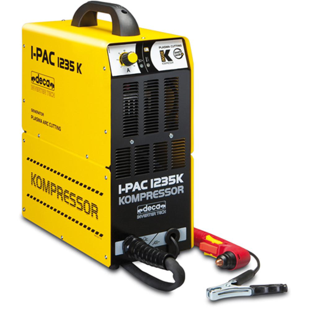 Сварочный плазморезDecaI-PAC 1235K (с компрессором)