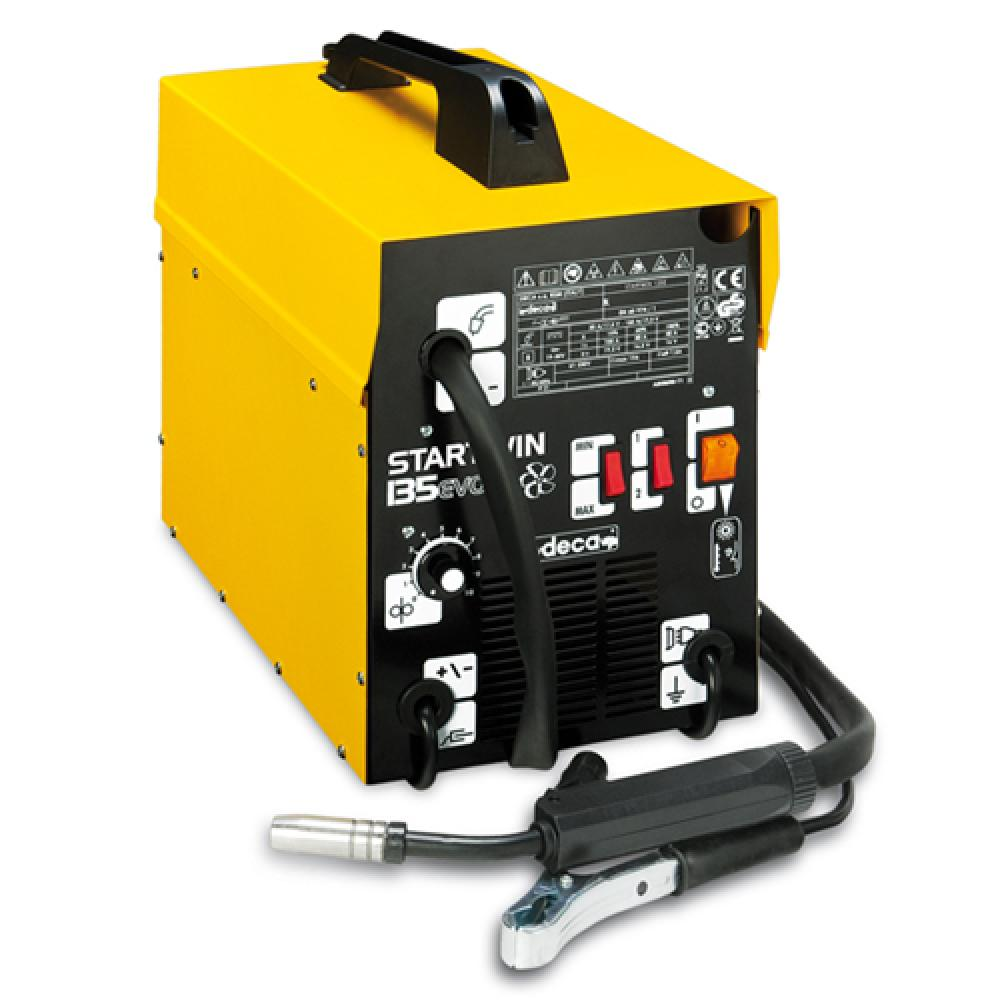 Сварочный полуавтоматDecaSTARTWIN 135E No Gas/Mig Mag