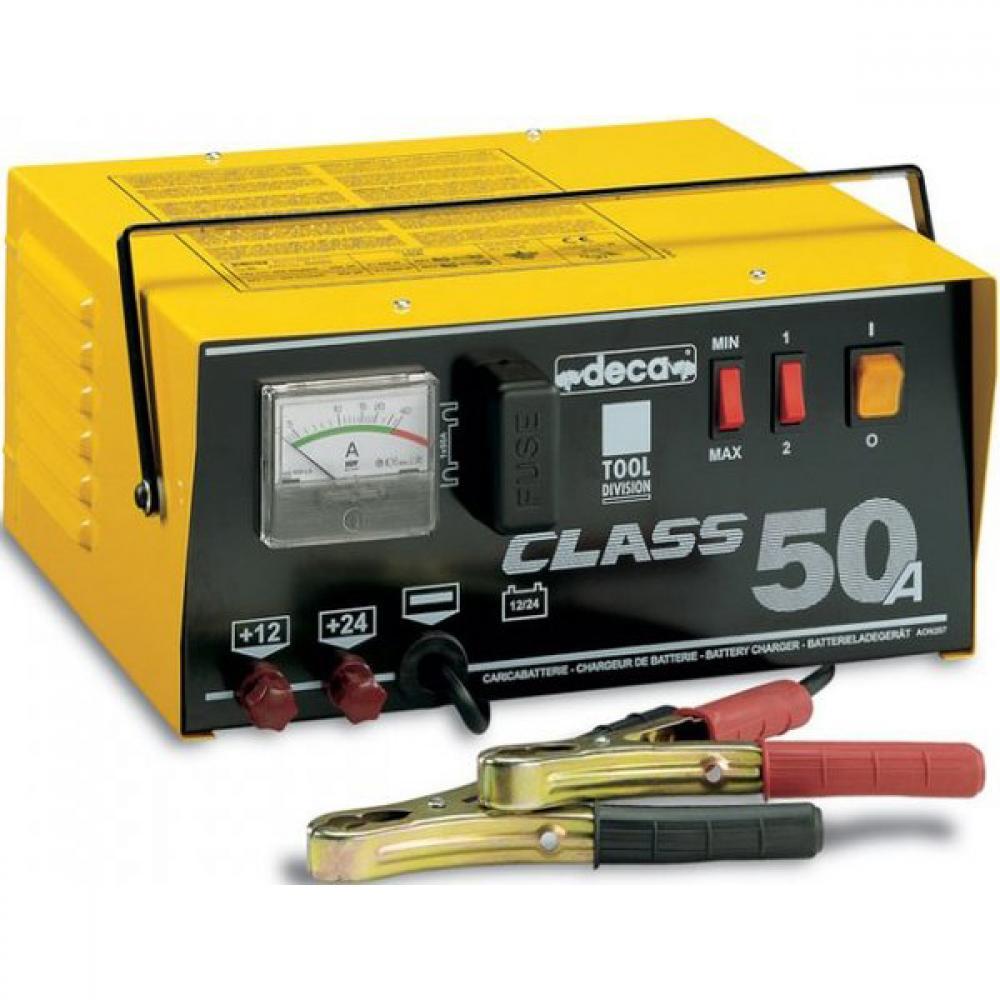 Профессиональное зарядное устройствоDecaCLASS 50A