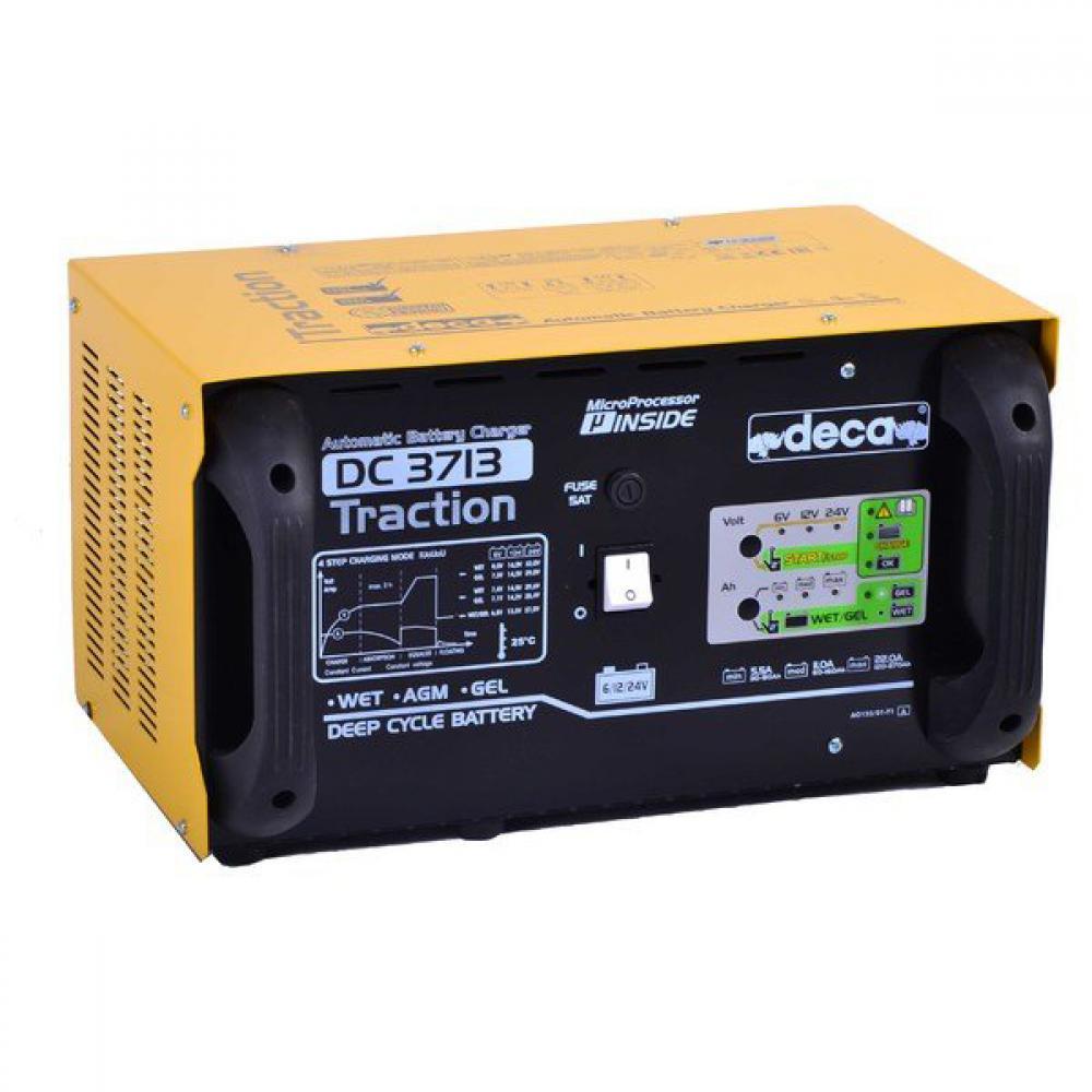 Зарядное устройство для тяговых аккумуляторовDecaDC 3713