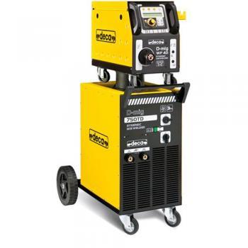 Промышленный сварочный полуавтоматDecaD-MIG 750 TD (комплект с водяным охлаждением)
