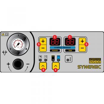 Аппарат двусторонней контактной сваркиDecaSW 100 400/50 - slide4