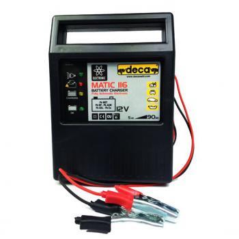 Автоматическое зарядное устройствоDecaMATIC 116