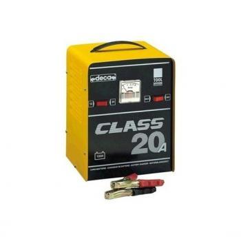 Профессиональное зарядное устройствойDecaCLASS 20A
