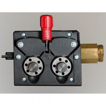Сварочный инверторный полуавтомат MIG/MMA/TIGDecaJOB 522P LAB - slide2